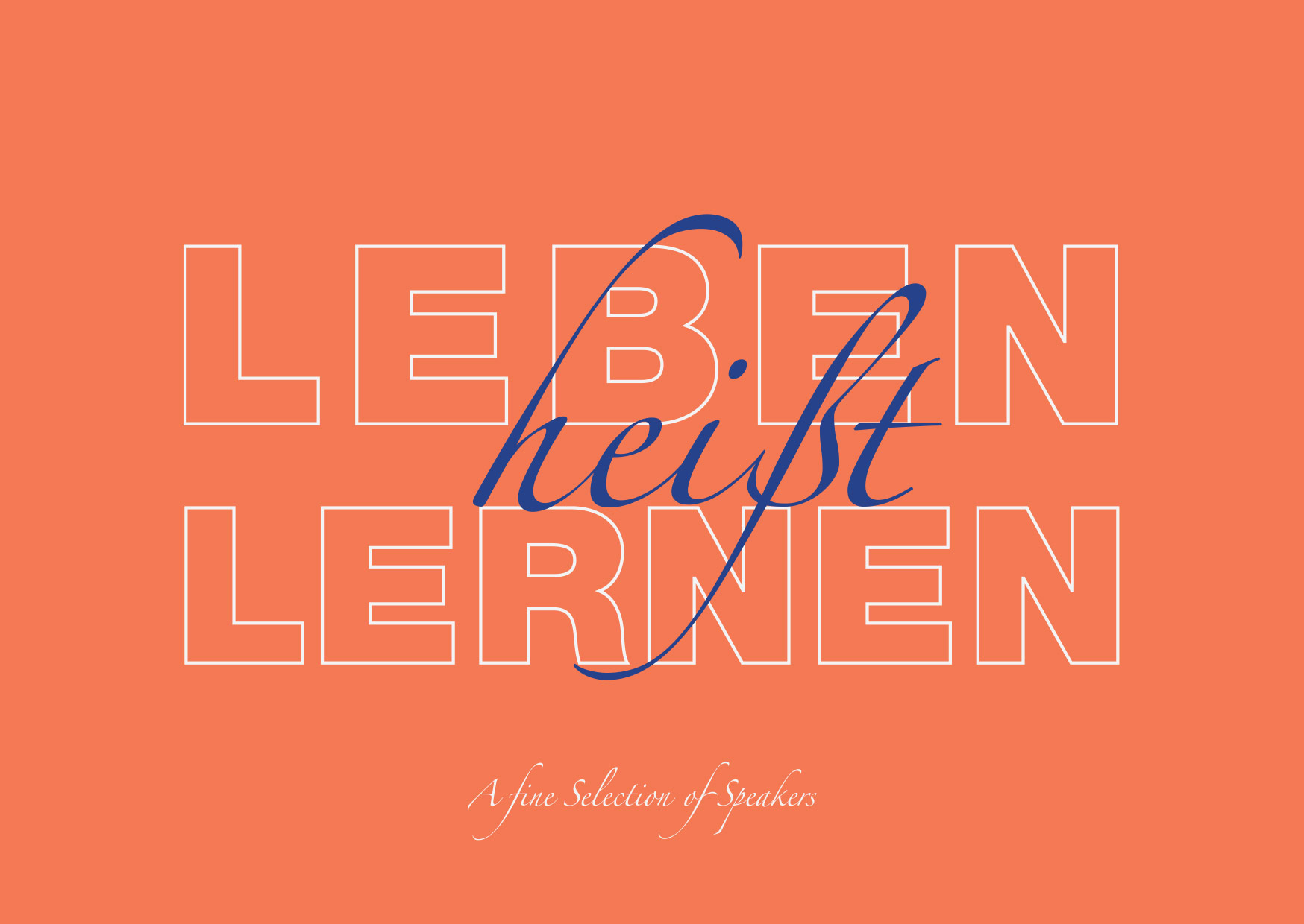 Gregor Staub: Leben heißt Lernen